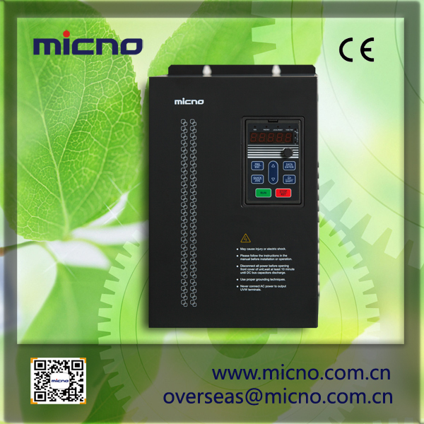 frequency inverter three phase 30kw variable frequency drive, VFD,VSD for water pump with PID controller