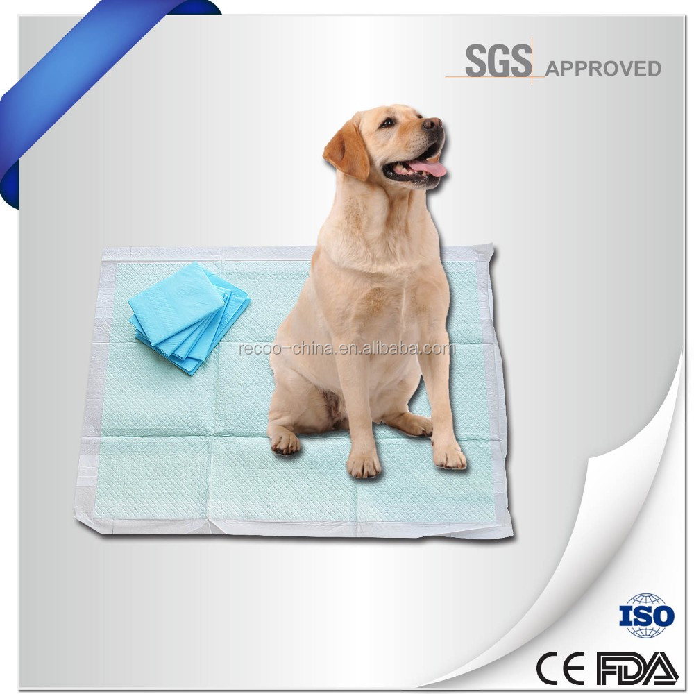 2016 Hot sale puppy training pad with low cost dog training pads