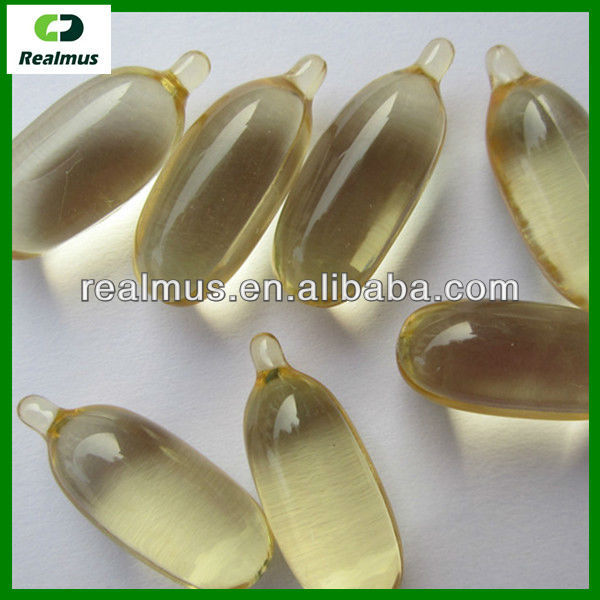 high quality rich superfood cod liver oil soft gel capsules 500mg