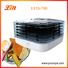 Home Food Dehydrator With Dish Dry Function ,Large Space For 5 Layers Quadrate Shape.