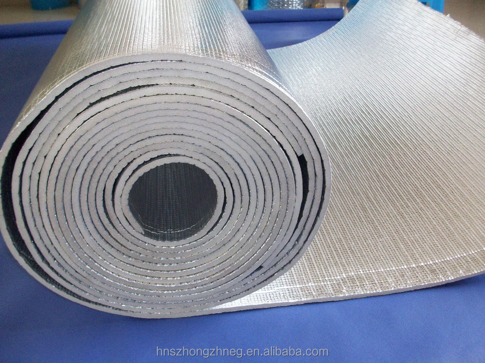 XPE cheap heat insulation cross linked polyethylene foam material