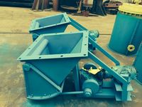 Swaying feeder, Chute Vibrating Feeder for Concrete/Mineral rock/Iron Ore