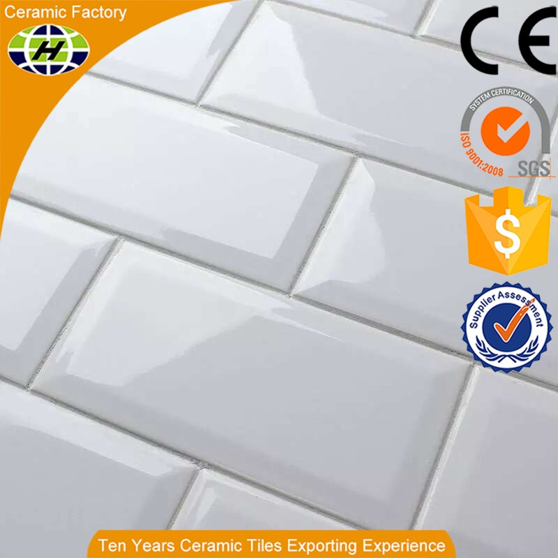 75x150mm waterproof material interior building wall tiles
