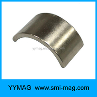 Alibaba wholesale cheap arc neodymium magnetic tiles