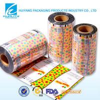 Best sale printed plastic composite pasta packaging film