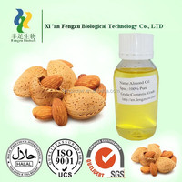 100%Pure Nature Manufacturer Wholesale Brands Sweet Almond Oil