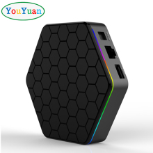 Yoyuan T95Z PLUS android 7.1 tv box Amlogic S912 Octa-Core 4K tv box 3G 32G LED displayer ott tv box 4k