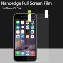 2016 ultra thin high transparent full cover TPU screen protector for Iphone 7 pro