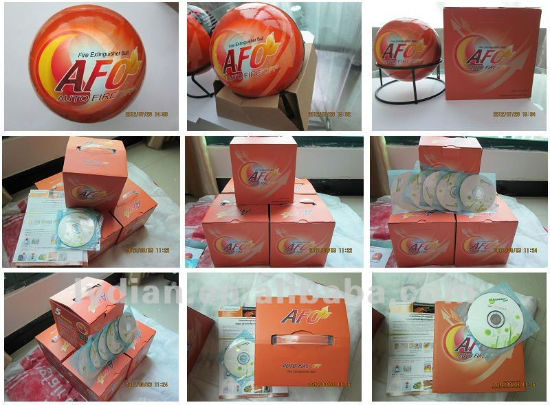 shenzhen factory wholesale AFO fire extinguisher ball price