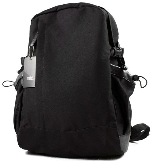 SS034 Popular Black Color School Bag For Teenagers