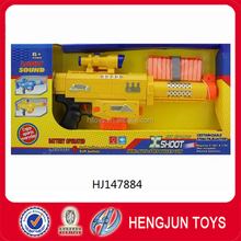 top quality electric soft bullet nerf gun toy for kids 2015