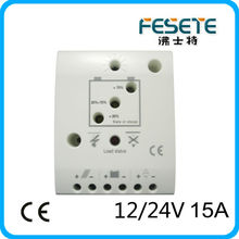 SML Series PMW Solar Charge Controller