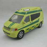 OEM diecast ambulance model,model ambulance car,metal model car ambulance for collection