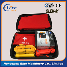 2017 Wholesale Emergency Road Assistance Red Car Tool Bag
