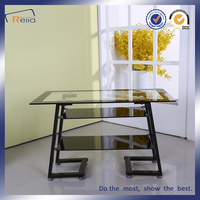 Hot sale Cheap glass TV stand