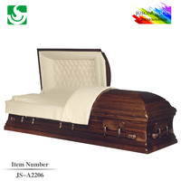 trade assurance supplier reasonable price wholesale pet caskets