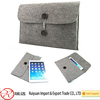 High quality alibaba China wool felt laptop case for promotional