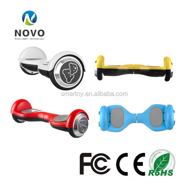 4.5 Inch Colorful 2 Wheel Mini Smart Scooter Hoverboard for Kids