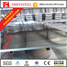 SGCC SPCC DX51D+Z 6mm thick galvanized steel sheet metal price in India