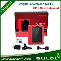 2015 Newest released LAUNCH X431 5C(X431 v) Wifi Bluetooth Tablet Full System OBD diagnostic Update Online