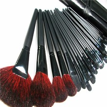 NFSS makeup brushes manufacturers China ,professional goat hair 32 piece makeup brushes