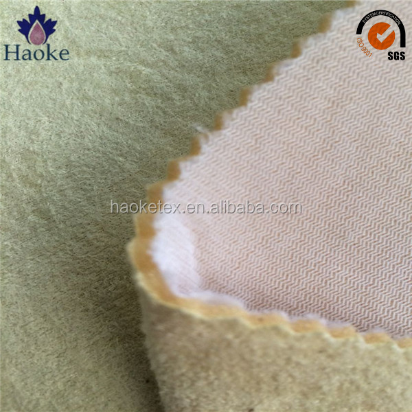 fabric car seat material / modern upholstery fabric / foam backed polyester fabric