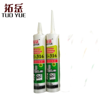 Custruction Acetic Silicone Sealant Spray From Manufacturer