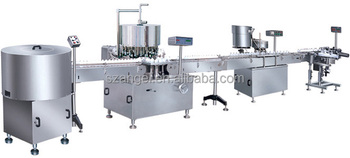 Small Bottle Semi Automatic Water Bottle Filling Machine ( 2000BPH)