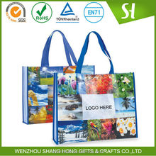 Cheap wholesale pp non woven shopping bag, wholesale bag online shopping