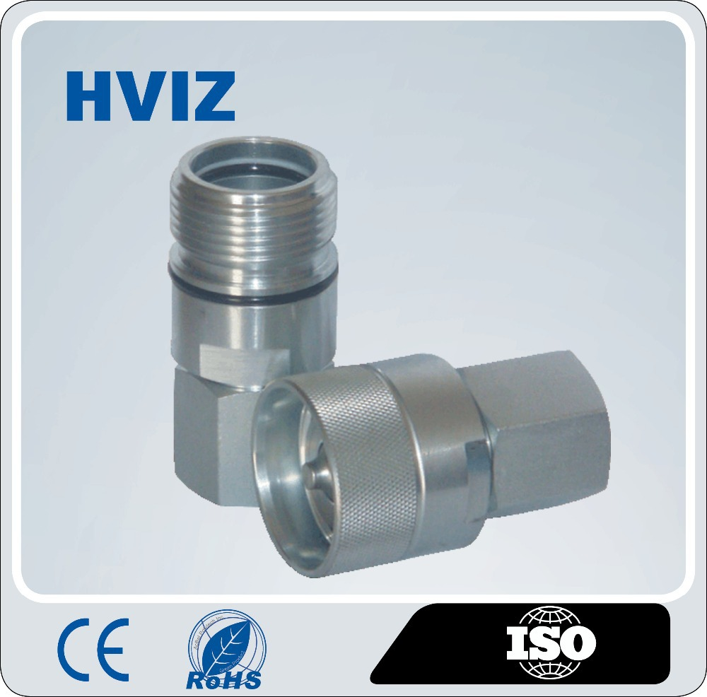 HZ-L6 High performance hydraulic quick coupling hydraulic fitting parts