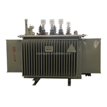 Oil immersed transformer 11kv 33KVA 100% copper with cable box