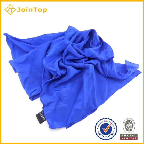 new design blank silk scarves wholesale