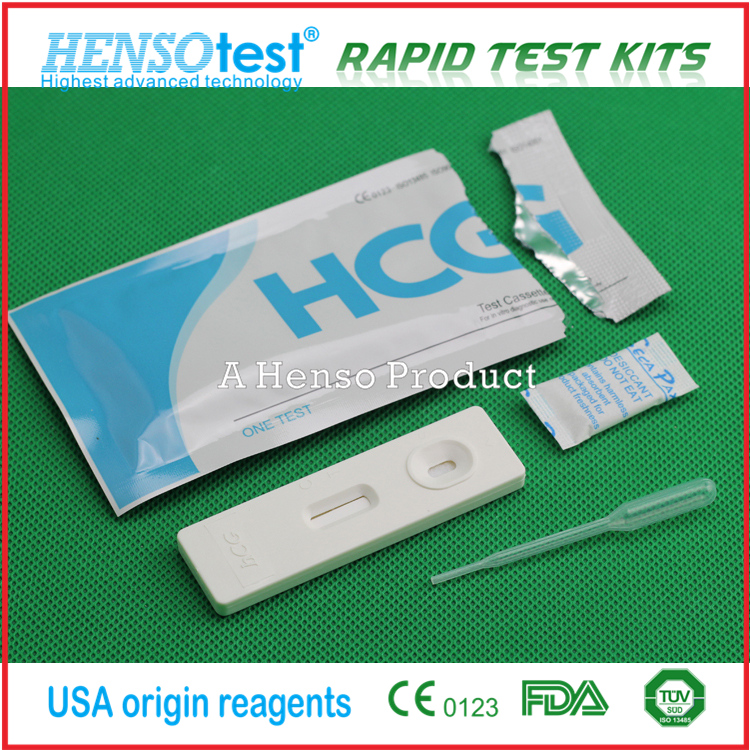 One step Rapid Diagnostic Test Kit for Pregnancy