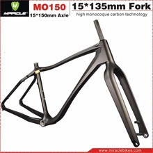Full Carbon Bicycle Fork/15*150mm Axle Carbon Fat Bike Fork for Sale