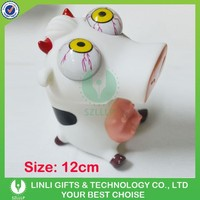 Funny Logo Pop Squeeze Big Eyes Animal Toy