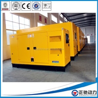 diesel power generators used for electric generating