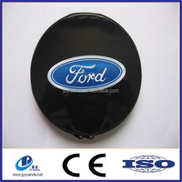 Custom printed round metal tin cd case,round tin can for dvd packaging
