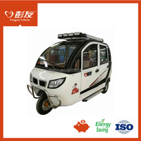 3 Wheels Electric Tricycle Car For