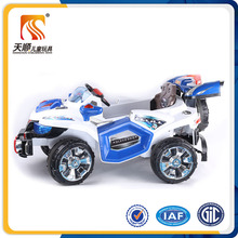Ride on car toys new PP plactic kids electric car toys with RC