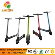 10 Inch 500w China Rimable Foldable Maxi Kick Import Battery Powered Foldable Elctric Scooter
