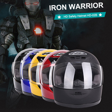 HD high quality abs light weight anti scratch visor motorcycle full helmet