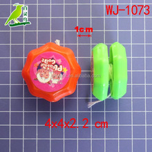 Cusomized professional clutch cheap plastic yoyo balls/Jojo In Different Color