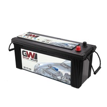 Drained Car battery 95D31R for Japan car