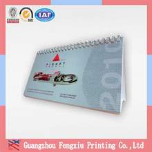 Personalised 2015 Desk Pad Advertising Paper New Model Calendar