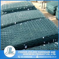 a higher strength vandal resistant low price galvanized wire cage gabion