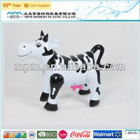 inflatable cow toys, PVC inflatable cow, inflatable milk cow toys for kids