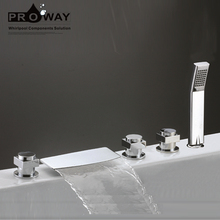 New Items in the Market Simple Design Bath Mixer Tap