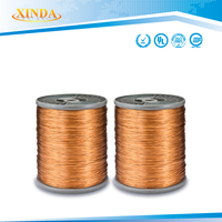 Diameter 0.12mm-3.00mm copper Wire CCA Enameled Wire for Voice Coils