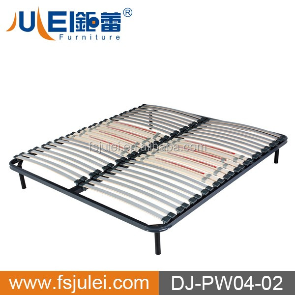 High Quality Metal Slat Disassemble Bed Frame