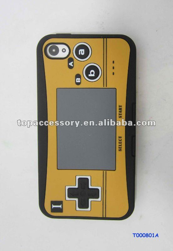 Mobile Phones Phone case Silicon Recreational Machines